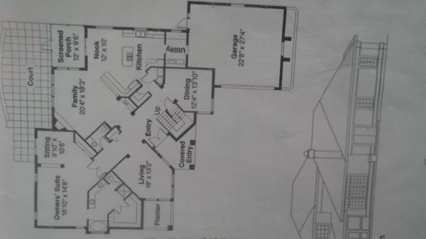 Cotizaci n ampliar casa online habitissimo for Plano habitacion online