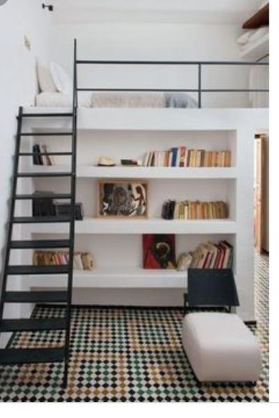 ¿Cuánto cuesta un tapanco de 18 m2 para un departamento?