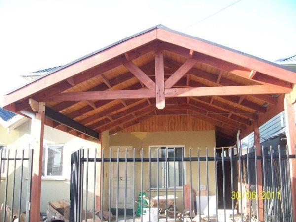 ¿Cuánto saldría la mano de obra para construir un techo con viga a la vista?