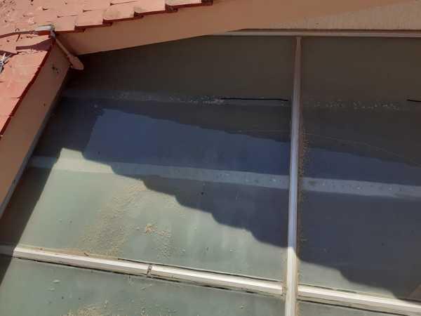 ¿Que tipo de ventilación puedo poner en la terraza?