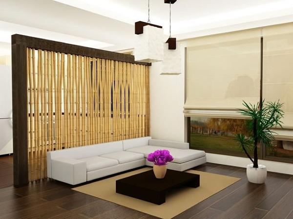 Bamb para pared jard n zen habitissimo for Jardines zen interior
