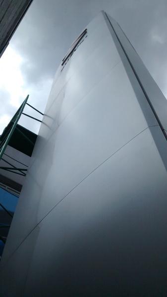 ¿Cuánto cuesta la limpieza de una fachada de 20m2?