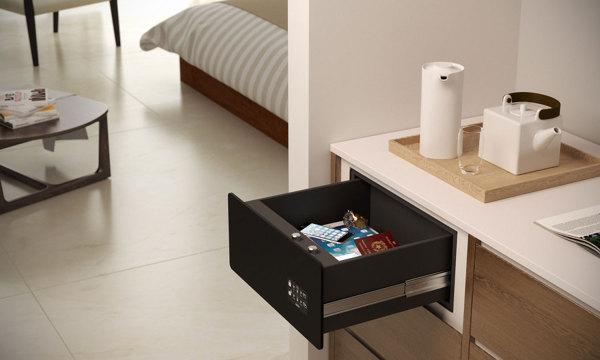 ¿Cuánto cuesta una caja de seguridad como cajón?
