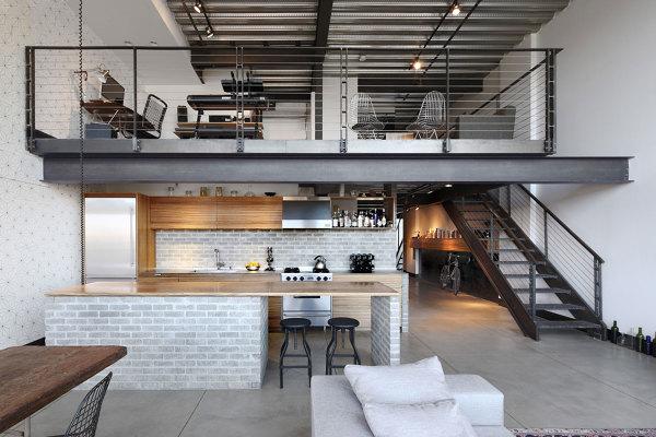 Cuánto Cuesta Aproximadamente Construir Un Loft Pequeño Hecho Con Estructuras Metálicas Y Acabados Industriales Habitissimo