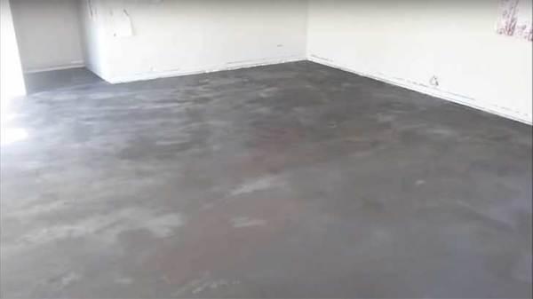 ¿Precio aproximado de piso de concreto pulido para un espacio de 21 metros cuadrados en Guadalajara?