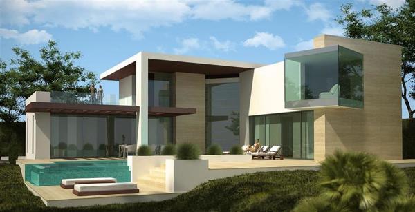 Cu l es el costo por m2 para construir esta casa en Casas modernas precio construccion