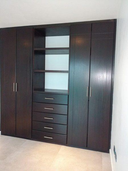¿Cuánto saldría hacer un armario a medida?