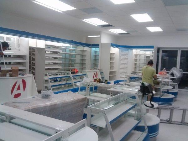 ¿Cuánto cuesta construir una farmacia?