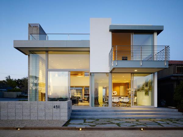 ¿Cuánto costaría construir una casa de 75 a 100 m2 con steel frame?