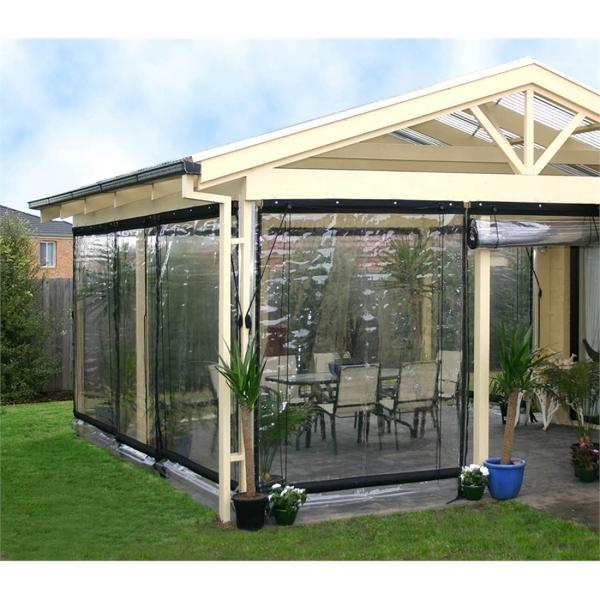 ¿Quién puede hacer una cotización de una terraza como la de la imagen?
