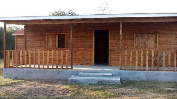 ¿Cuánto cuesta construir una cabaña de madera?