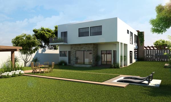 Cuantas habitaciones tiene esta casa habitissimo Cuantas materias tiene arquitectura