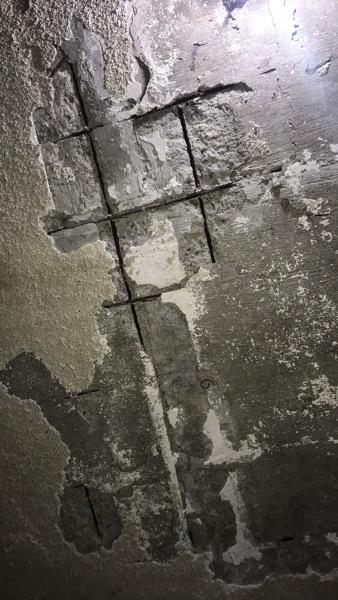¿Cómo refuerzo la loza de cemento?