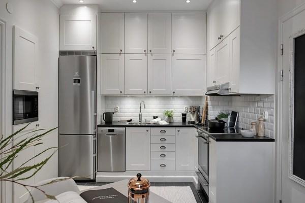 Cuál sería el precio de los muebles de una cocina como la de la foto ...