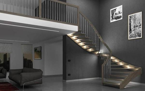 ¿Cuánto cuestan estas escaleras?