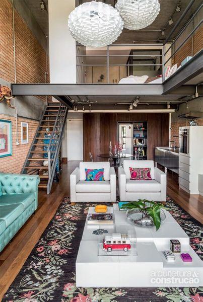 ¿qué ipr o qué materiales me recomiendan para construir un apartamento tipo loft?