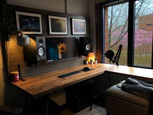 ¿Cuánto costaría hacer un escritorio en forma de L?