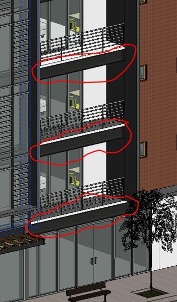 ¿Cómo recubrir vigas de acero en fachada?