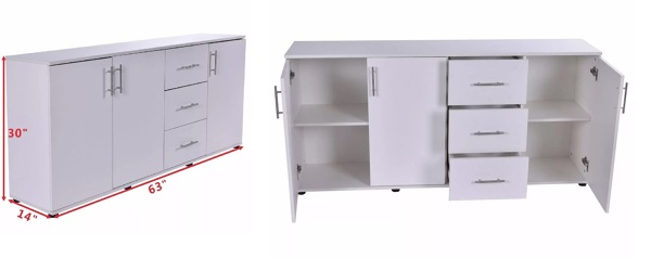 ¿Cuanto costaría un gabinete igualito al de la foto en madera de pino? Gracias