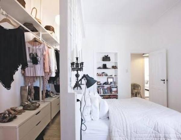 ¿Se podrá hacer un vestidor como este?