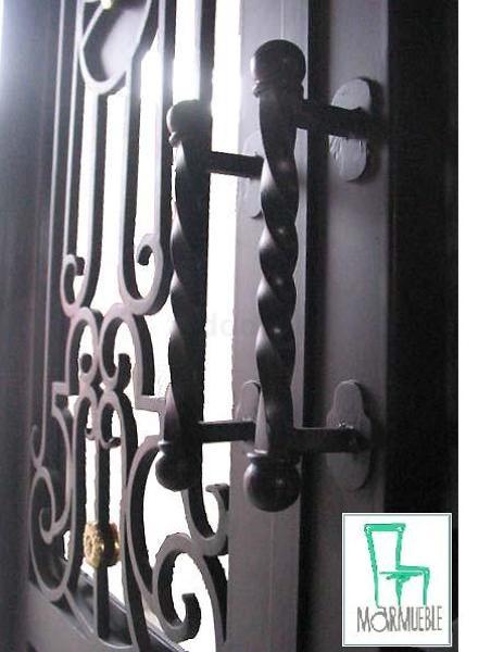 ¿puedo tener información sobre puertas de metal de forja legendaria?