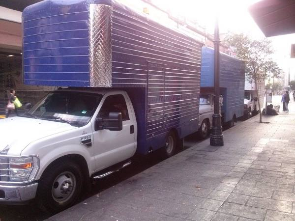 Toneladas camioneta