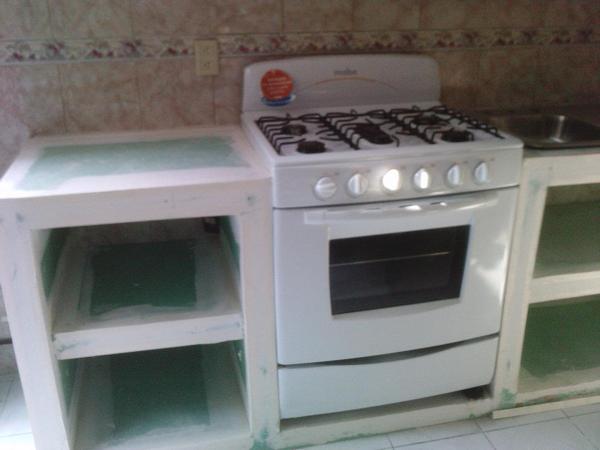 Como instalar muebles de cocina integral for Como montar muebles de cocina