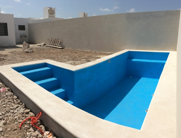 Cu nto cuesta pintar una alberca de menos de 20 metros for Cuanto cuesta una piscina