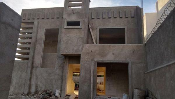 ¿Cuál es el precio de la construcción de una casa de 110 m² en Ciudad de México?