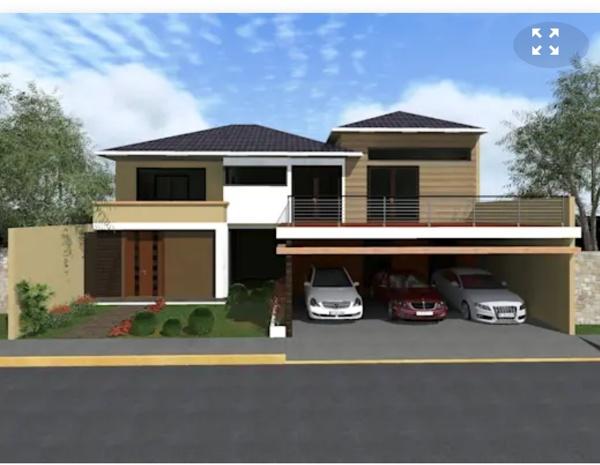 ¿Cuánto costaría construir una casa moderna?