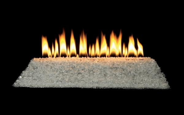 ¿Se puede vender por separado el quemador de la chimenea?