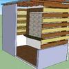 Necesito ayuda, orientación para remodelar mi pequeña cocina y decorar una pared del patio de servicio