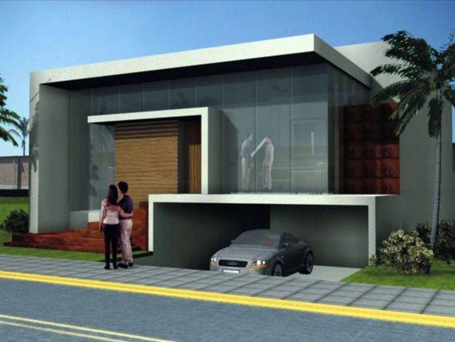 Solicito cotizacion para proyeto casa hogar perib n for Casas minimalistas modernas con cochera subterranea