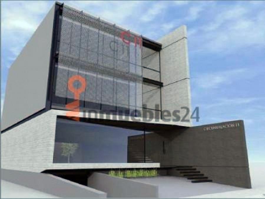 Construcci n de edificio bajo para oficinas quer taro for Construccion oficinas
