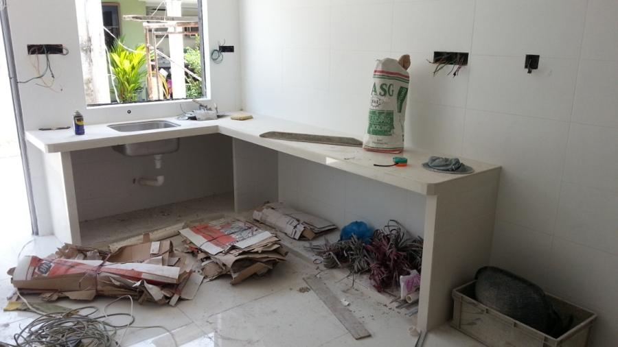 Construir Base De Cocina Mide Entre 1 60m De Lado Por 1