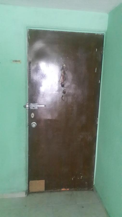 Puertas de madera para recamara ba o y puerta principal for Puertas de madera para bano precios
