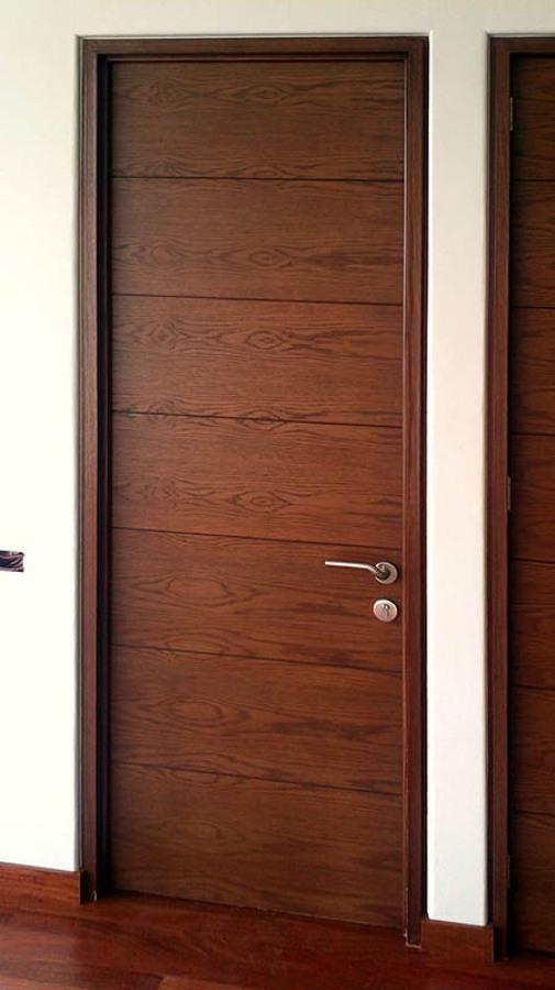 Precios de puertas de madera interesting p lista with for Precio puertas interior instaladas