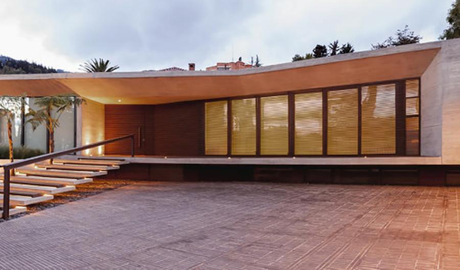 Casa de este alojamiento presupuesto para construir una - Presupuesto construir casa ...