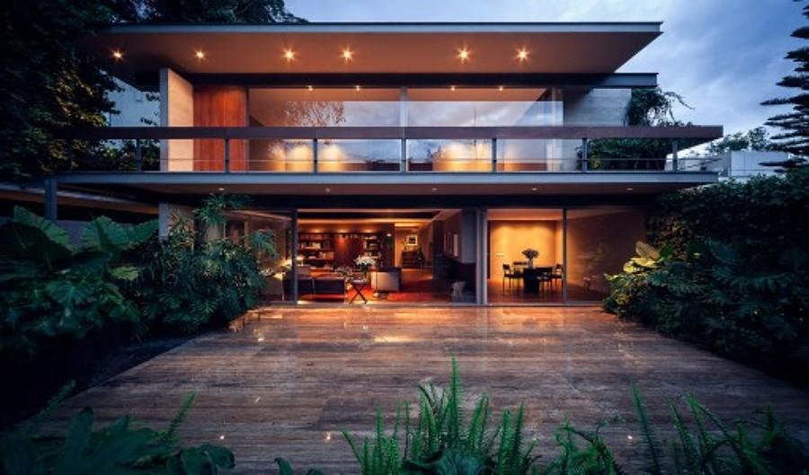Casas prefabricadas madera cuanto me sale construir una casa for Casas modernas renders