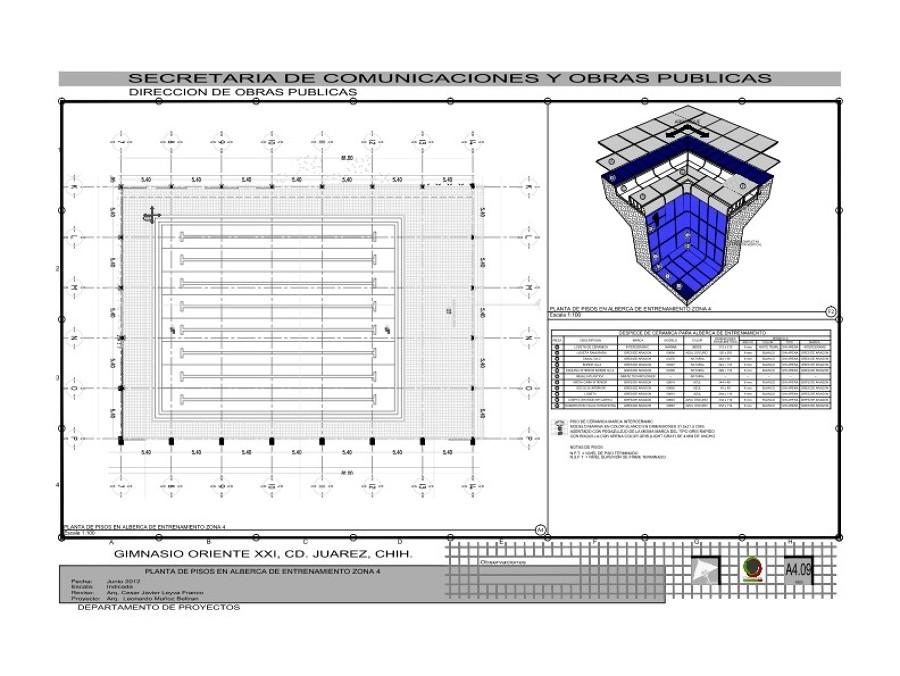 Albercas semiolimpicas medidas for Presupuesto para una alberca