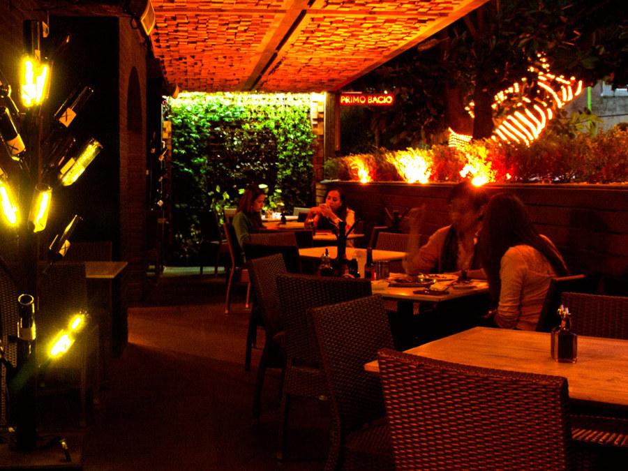 Iluminacion ba o sin cables - Iluminacion de terrazas ...