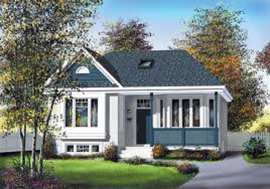 Casa en constructor: Construir una casa prefabricada y precio