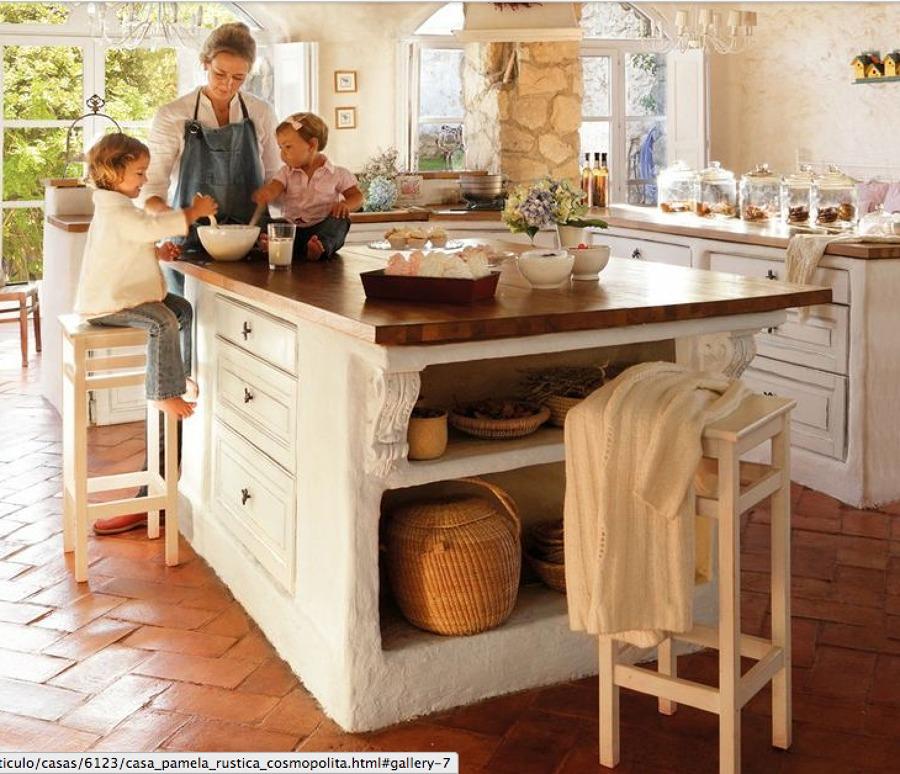 Hacer una mesa isla de cocina a la medida huixquilucan for Isla de cocina con mesa