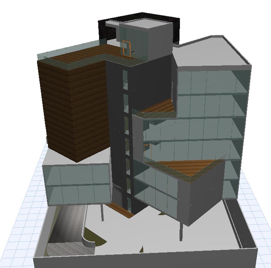 Construccion De Edificio De Oficinas Puebla Puebla
