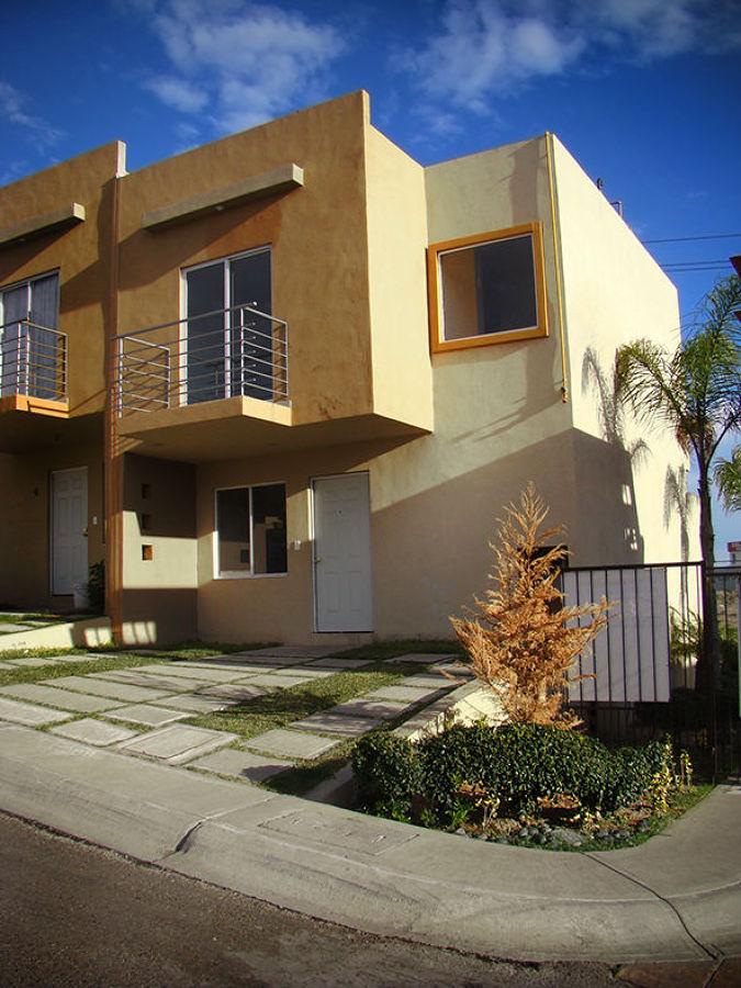 Pintar exterior casa 2 pisos tijuana baja california for Colores para pintar frentes de casas