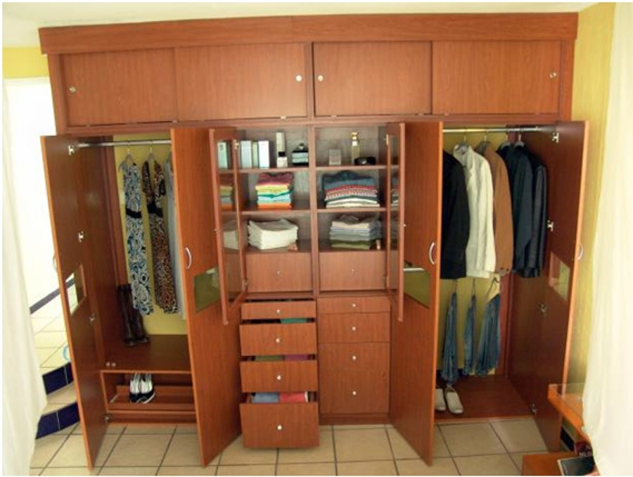 Closet para 3 personas benito ju rez distrito federal for Cotizacion de closets