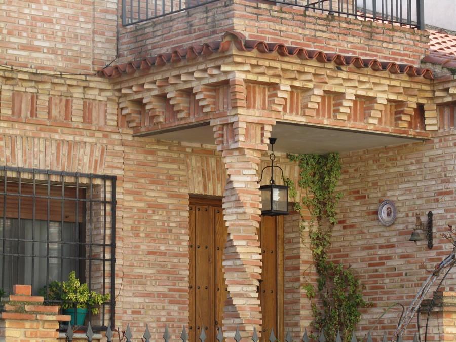 Casa de este alojamiento aislamiento de fachadas ladrillo for Fachada de ladrillo