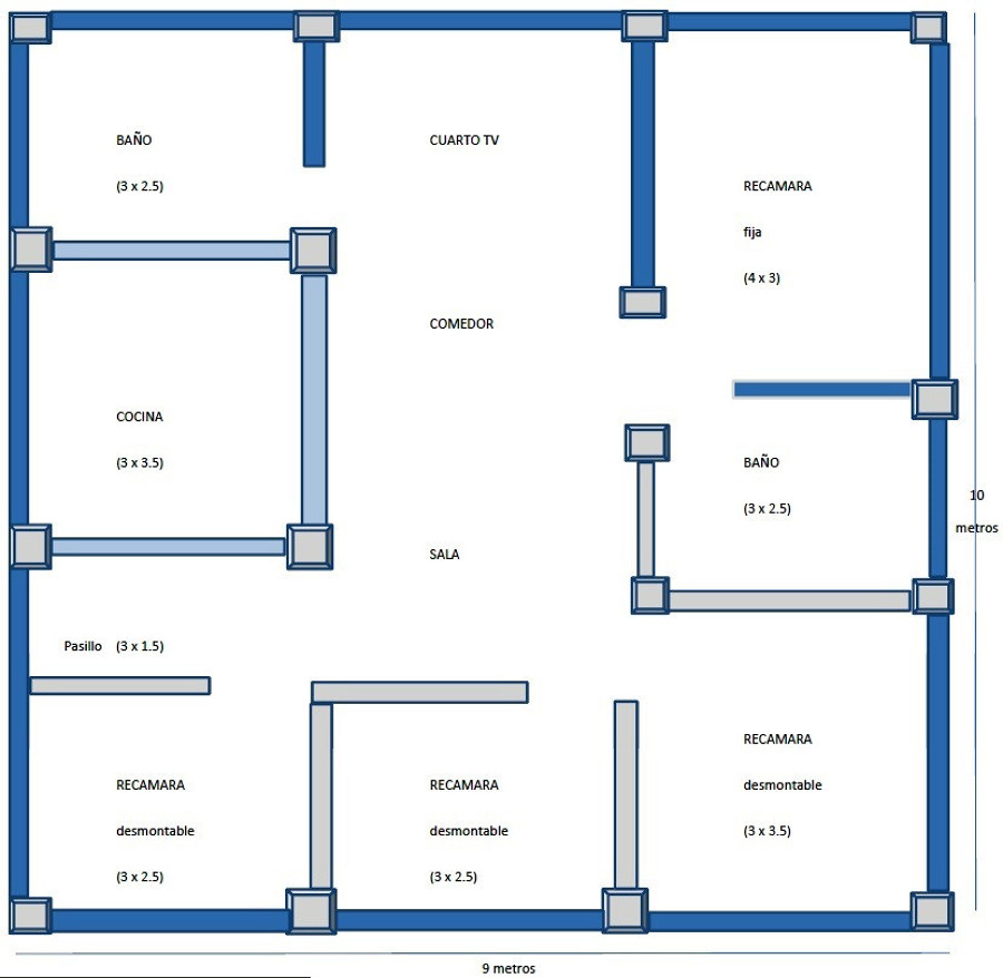 Dibujar planos online autodesk homestyler online m for Planos de casas para construir gratis