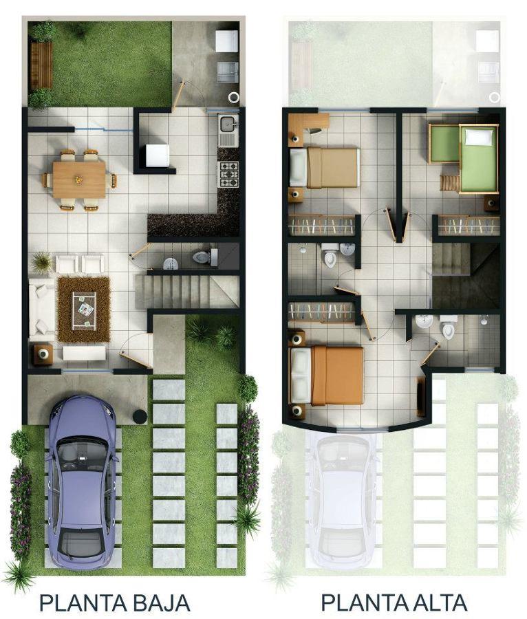 Amueblar casa nueva 3 espacios estilo moderno y for Diseno de interiores guadalajara
