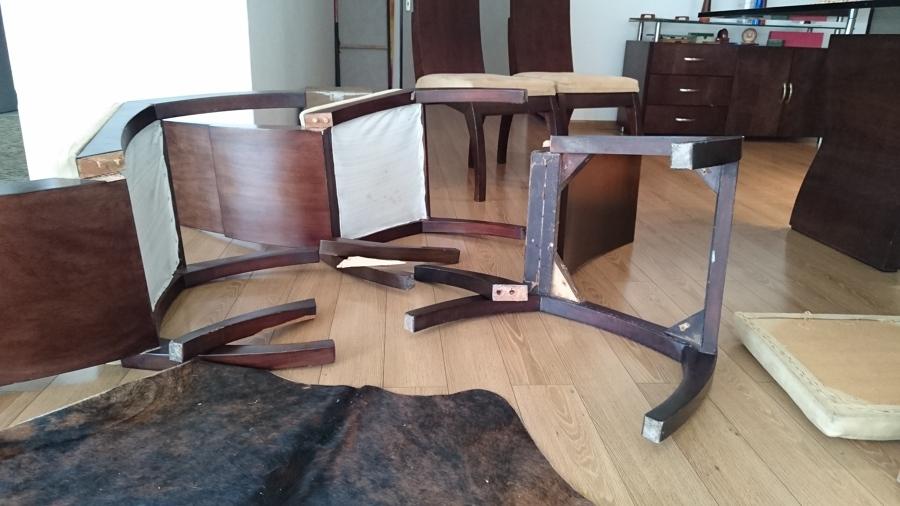 Reparacion muebles en madera lijar pintar pegar piezas y for Reparacion de muebles de madera